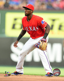 Jurickson Profar 2016 Action Photo