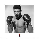 Muhammad Ali- Cassius Clay Kunstdrucke