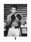 Muhammad Ali- Ready For Action Plakat