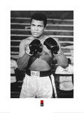 Muhammad Ali- Ready For Action Print