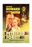 The Petrified Forest - (2) Vintage Movie Poster Prints by  Lantern Press