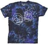 Rick And Morty- In The Stars T-shirts