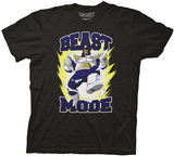 Dragon Z- Vegeta Beast Mode T-shirts