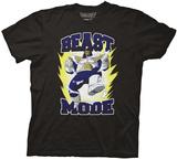 Dragon Z- Vegeta Beast Mode T-shirts
