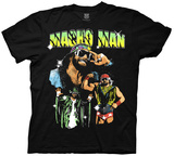 WWE- Macho Man Collage T-shirts
