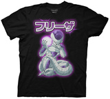 Dragon Z- Frieza Evil Auora T-shirts