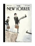 The New Yorker Cover - July 4, 2016 Regular Giclee Print by Barry Blitt
