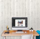 Serene Cream Peel & Stick Wallpaper Papier peint autocollant
