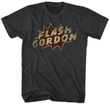 Flash Gordon- Bang Logo T-shirts