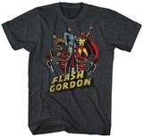 Flash Gordon- The Good & The Bad Koszulka