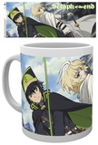 Seraph Of The End Yuichiro & Mikaela Mug Mug
