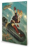 DC Comics Bombshells - Harley Quinn Bomb Treskilt