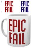 Epic Fail Mug Taza