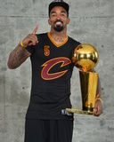 2016 NBA Finals - Post Game Trophy Shoot Foto af Jesse D Garrabrant