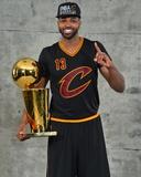 2016 NBA Finals - Post Game Trophy Shoot Foto af Jesse D Garrabrant