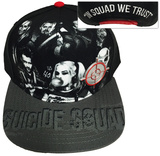 Suicide Squad- In Squad We Trust Snapback キャップ