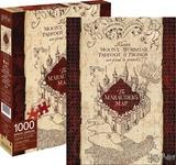 Harry Potter Marauder's Map 1,000pc Puzzle Jigsaw Puzzle