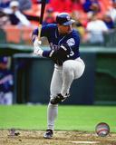 Jim Leyritz 1999 Action Photo
