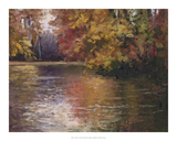 Shades of Fall Giclee Print by Mary Jean Weber