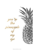Pineapple Life III Prints by  Studio W