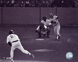 Bucky Dent - 1978 Playoff Home Run Swing Photo
