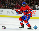 P.K. Subban 2015-16 Action Photo