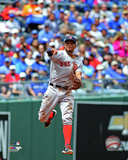 Xander Bogaerts 2016 Action Photo