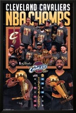2016 NBA Finals- Cavaliers Celebration Posters