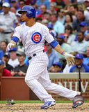 Willson Contreras 2016 Action Photo