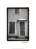 French Quarter Architecture III Premium Giclee Print by Laura Denardo