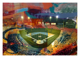 Sox Stadium, Chicago Giclee Print by Sisa Jasper