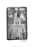 St. Louis Cathedral, Jackson Square I Premium Giclee Print by Laura Denardo
