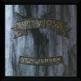 Bon Jovi - New Jersey Sběratelská reprodukce