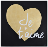 Je t'aime Posters