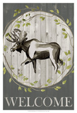 Woodland Welcome IV Prints by Grace Popp