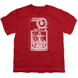 Youth: Atari: Missle Command- Lift Off T-shirts