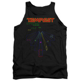 Tank Top: Atari: Tempest- Battle Screen Tank Top