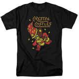 Atari: Crystal Castles- Bentley Bear T-shirts