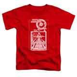 Toddler: Atari: Missle Command- Lift Off Shirts