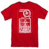 Atari: Missle Command- Lift Off T-shirts