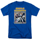 Atari: Missle Command- Game Cover T-Shirt
