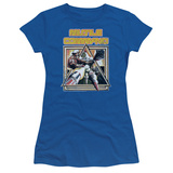 Juniors: Atari: Missle Command- Game Cover T-Shirt