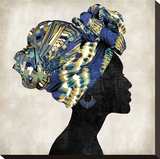 Gele I Stretched Canvas Print by Mark Chandon