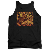 Tank Top: Atari: Tempest- Demons Reach Tank Top
