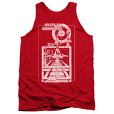 Tank Top: Atari: Missle Command- Lift Off Tank Top