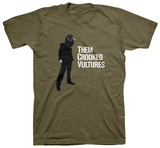Them Crooked Vultures- Smoking Suit T-Shirt