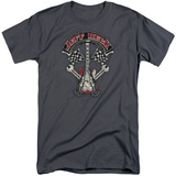 Jeff Beck- Superstitous Guitar Distressed (Big & Tall) T-Shirt