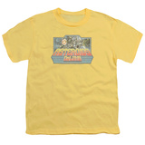 Youth: Atari: Asteroids- Deluxe Game Cover T-shirts