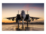 Advanced F-15 fighter Prints by  Anonymous