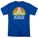 Atari- Sunrise Logo T-Shirt